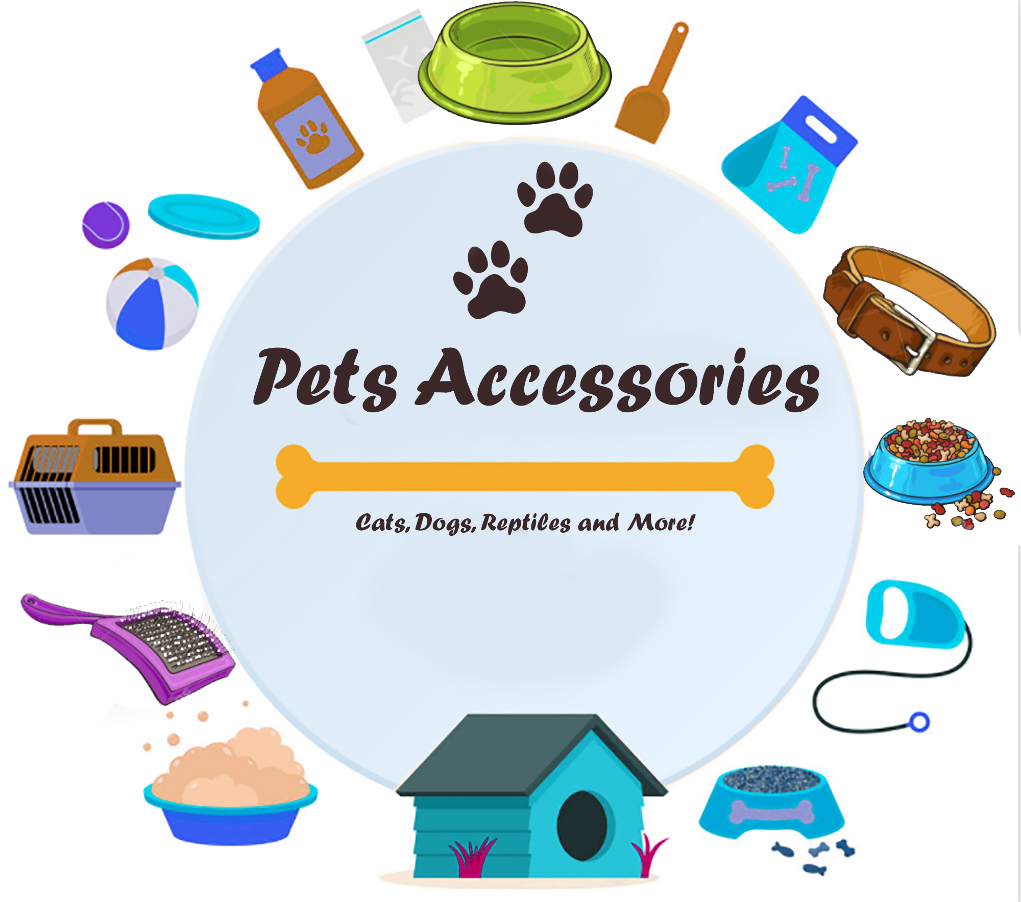 Variety for Pet Accessories Online